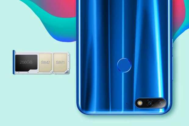0 Анонс Huawei Enjoy 8 смартфон с полноценным слотом для двух SIM-карт и карты памяти microSD