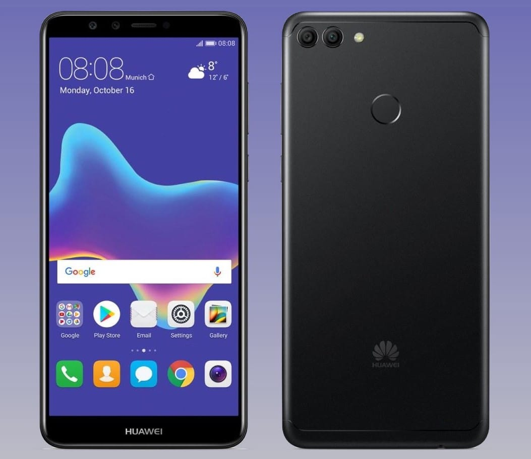 Картинки по запросу Huawei Y9 (2018) фото