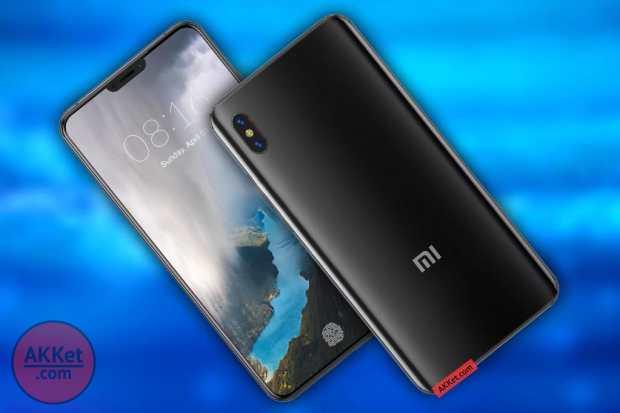 0 Xiaomi Mi 7 в работающем состоянии