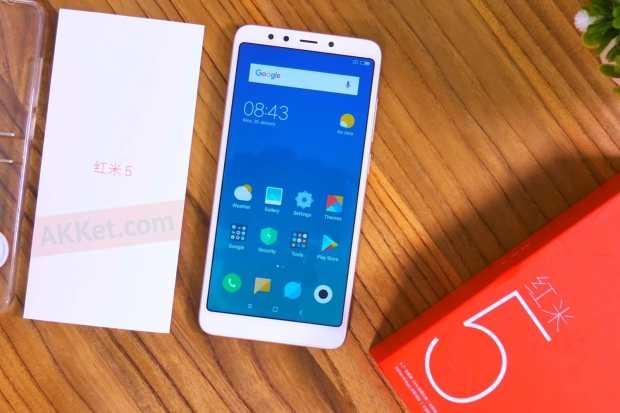 0 Смартфон Xiaomi Redmi Note 5 с двойной камерой вышел новой самой желанной модификации