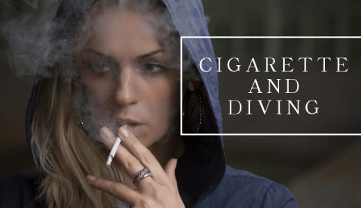 百害あって一利なし!喫煙がダイビングに与える影響とは?