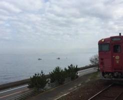 IMG 1205 - 四国の観光列車②「伊予灘ものがたり」