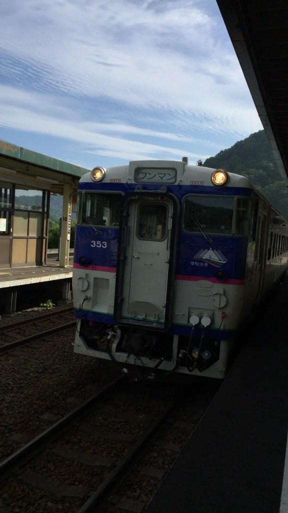 夕張支線 キハ40