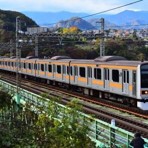 中央快速線209系1000番台、ついに運用開始!