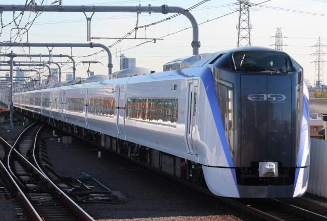 中央線の通勤特急「はちおうじ」・「おうめ」運行開始