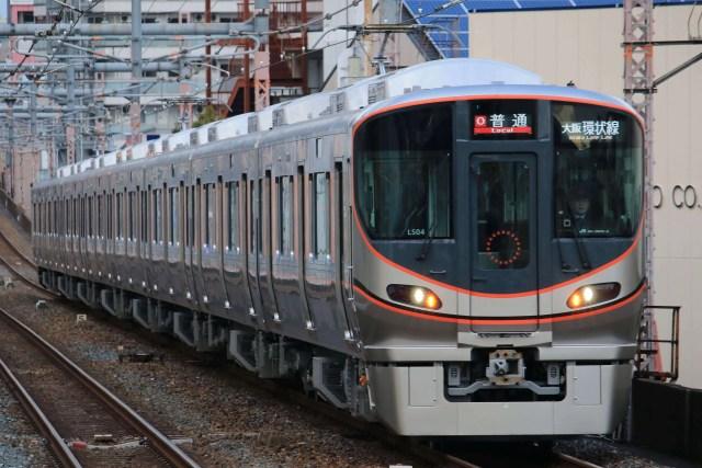 12387209b77f031114733bab0f3e59e3 1024x683 - 大阪環状線の201系引退へ