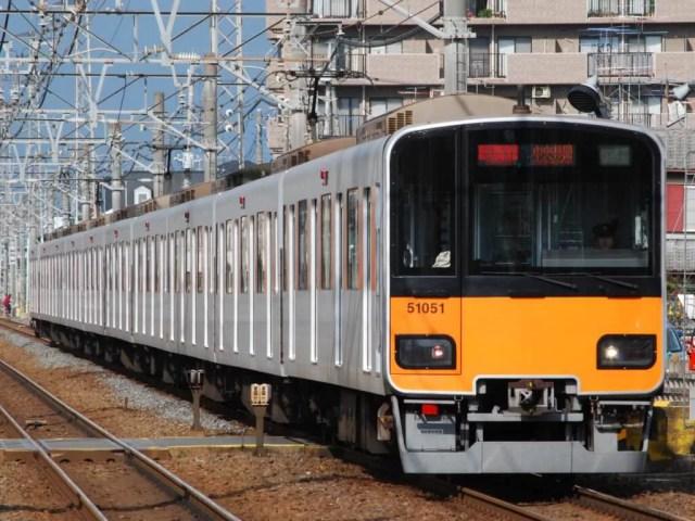 TOBURAILWAY SERIES50050 51051F - 東武鉄道の2019年度設備投資計画