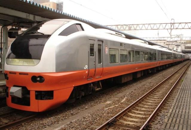 JREastE653K352 - 常磐線全線運転再開で「ひたち」仙台まで直通へ
