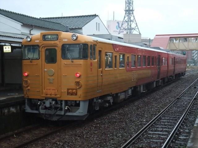 キハ40系列に更なる動き。小湊鉄道で今春運行開始&JR四国「伊予灘ものがたり」引退へ