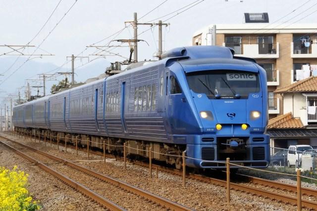 Kyushu Railway   Series 883   02 1024x683 - JR九州 秋冬の臨時列車まとめ