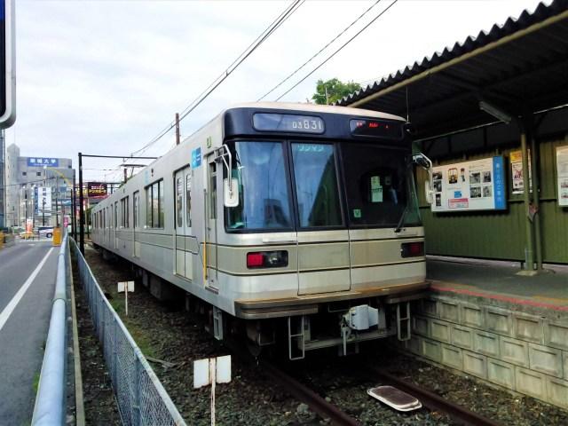 熊本電鉄 03系
