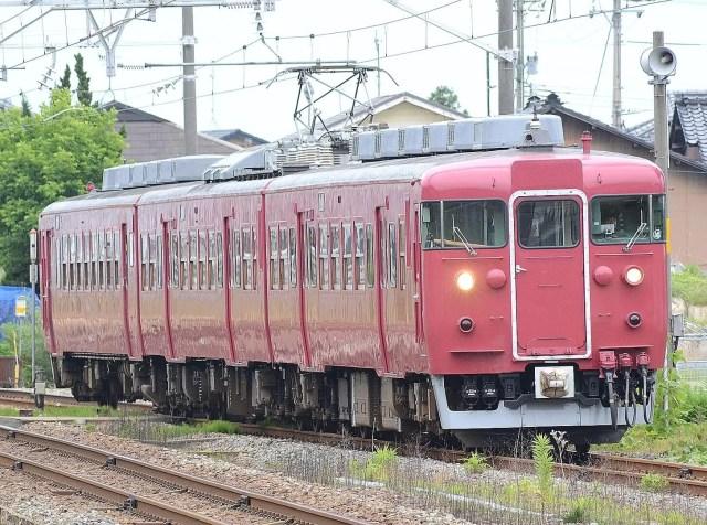1453px JRW 413kei B04 1024x761 - 七尾線に521系投入、413・415系引退へ!