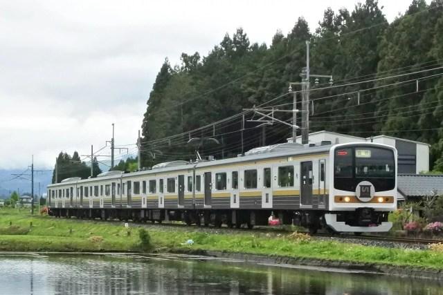 E131系投入で205系「いろは」も引退へ