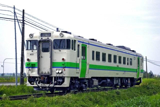 撮り鉄またも不祥事、今度は札沼線で列車の運行妨害