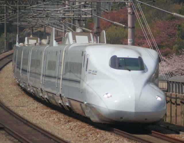JRW N700 7000series S1 1024x796 - 東海道・山陽新幹線など5/11以降定期列車減便へ
