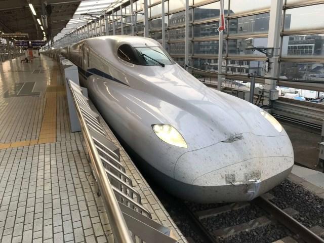【速報】N700S系、のぞみ1号で運行開始。今日の運用は?