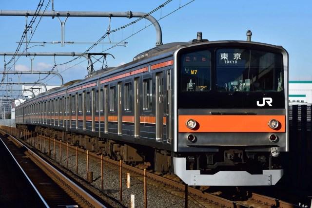武蔵野線205系、間もなく引退へ。イベント開催は取りやめ