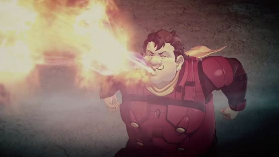 『CYBORG009 CALL OF JUSTICE』特報映像_000034595