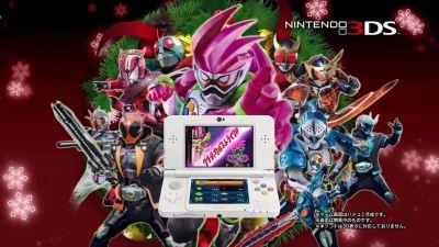 【ゲーム】3DS『オール仮面ライダー ライダーレボリューション』に登場する78体の仮面ライダーが公開!みんなは誰で遊ぶ?