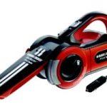 Black + Decker PAV1205-XJ Auto-Handsauger, 12 Volt / 11 Watt, Schwarz/Orange/Weiß - 1