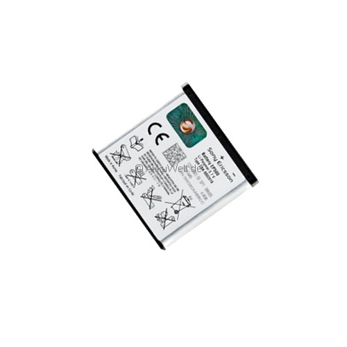 Originalakku für Sony Ericsson ivaz pro Vivaz W8 Xperia