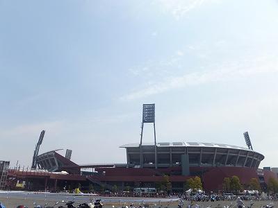 マツダスタジアム:広島カープ新球場