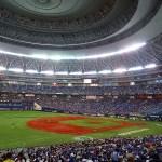 初めて大阪ドームに行ってきました!
