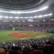 オリックスの本拠地:京セラ:大阪ドーム