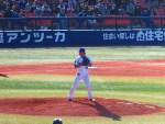 横浜DeNA敗北…ザガースキー満塁でストライク入らず,能見攻略も