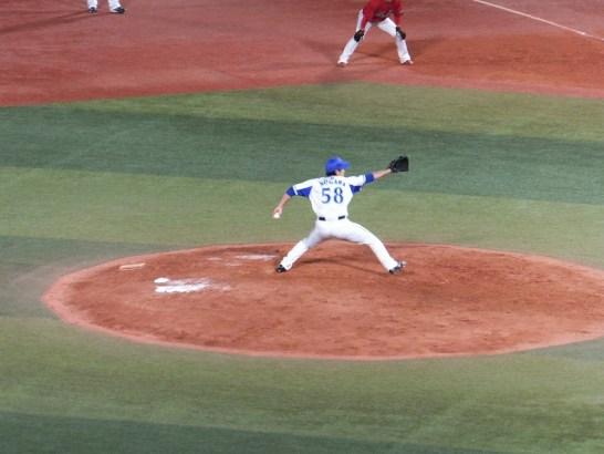 横浜DeNAドラフト7位:野川拓斗投手