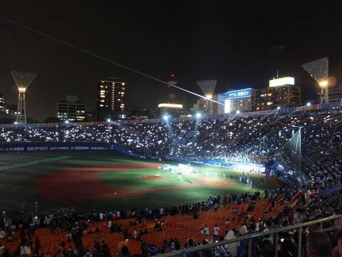 横浜DeNAベイスターズの勝利:ヒーローインタビューがすごい