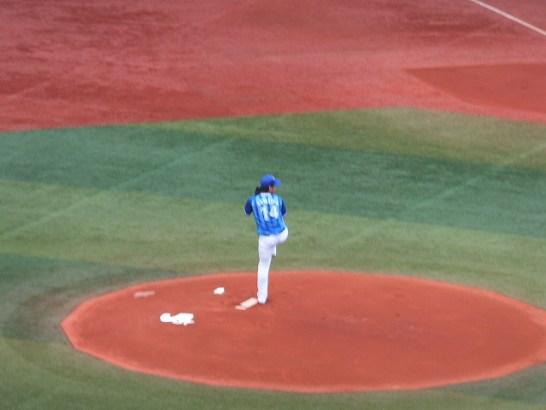 石田健大:横浜DeNAベイスターズ期待の左腕