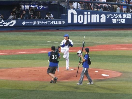 横浜DeNA期待の左腕:石田健大