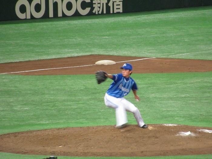 横浜DeNAリリーフ砂田:2016クライマックスシリーズ