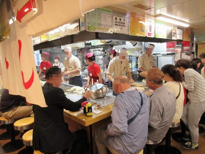 広島といえばお好み焼き!すごい人気だったよ