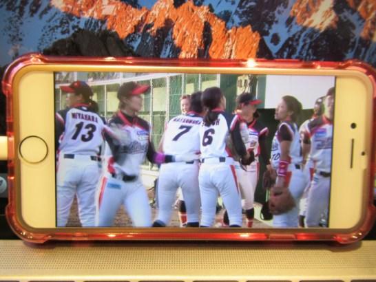 女子プロ野球・スポナビライブで楽しむ