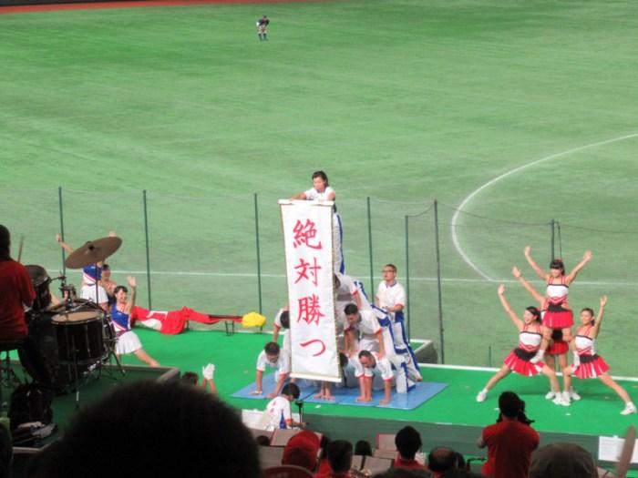 HONDAの応援!都市対抗野球東京ドーム
