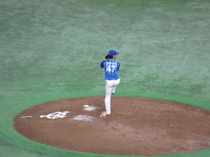 砂田くん:東京ドーム