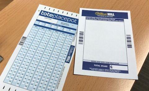ウィリアムヒル4:投票用紙