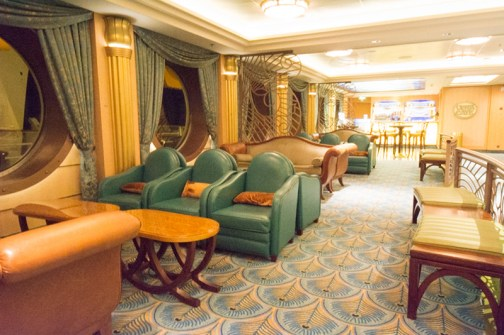 Vista Cafe lounge
