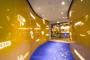 Europa entrance hallway