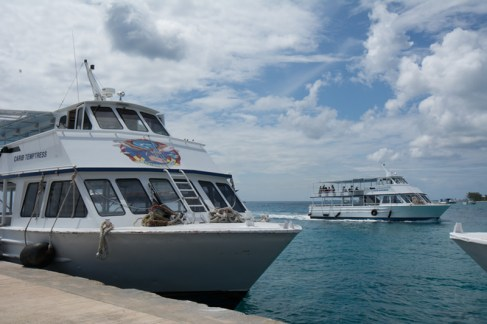 Carib tender boats