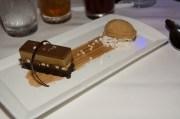 Chocolate-Peanut Cake