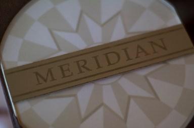Meridian Menu