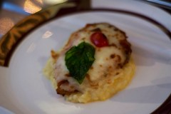 Chicken Parmasean