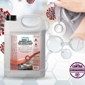 Mirax S Desinf Alta Diluicao 5l