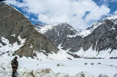 5 Coldest places of India