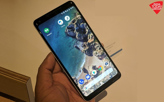 Google Pixel 2 Xl Update Brings Colour Saturation Mode Fix For Screen Burn In Issue Technology News