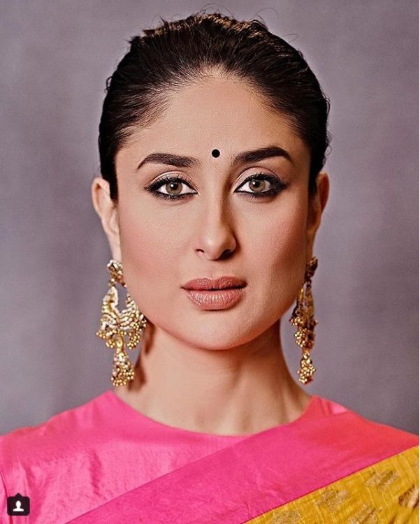 Kareena Kapoor Is A Sight To Behold In This Yellow Pink