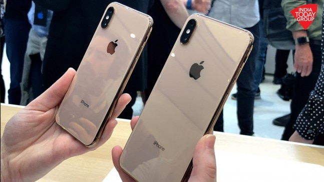 Black Notch Iphone X Wallpaper Iphone Xs Iphone Xs Max Iphone Xr Launched India Prices